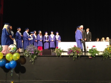 CabeCommencement2013